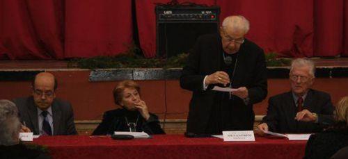 Assemblea Associazione e Fondazione La Memoria Storica di Brisighella I Naldi - Gli Spada 2008
